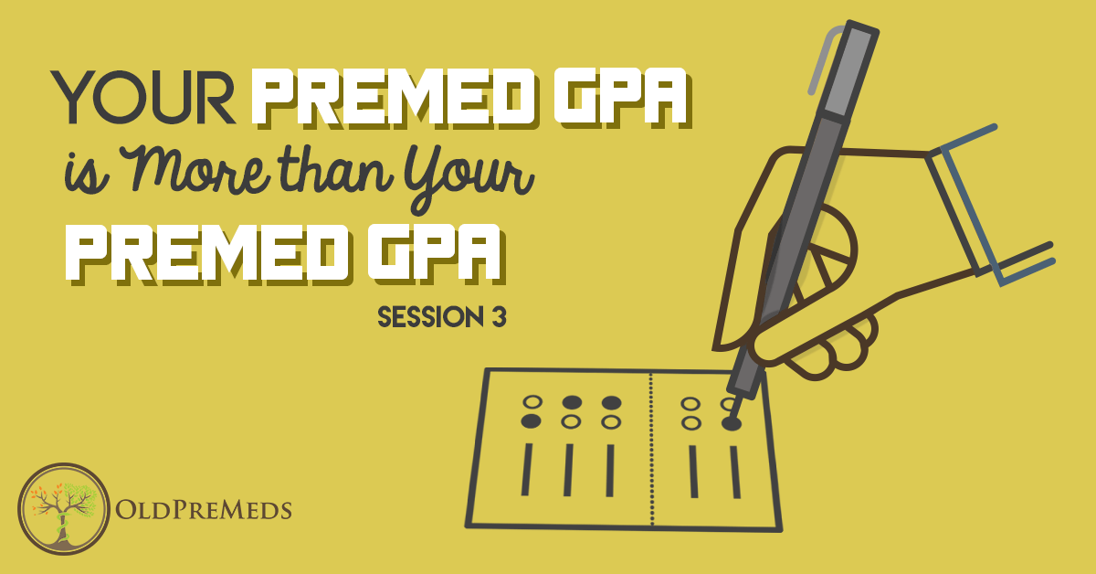 Your Premed GPA Is More Than Your Premed GPA - Medical School