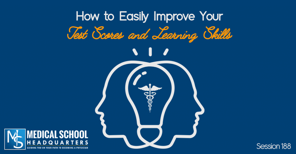 How to Easily Improve Your Test Scores and Learning Skills