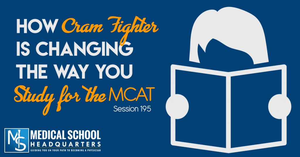 Cram Fighter MCAT