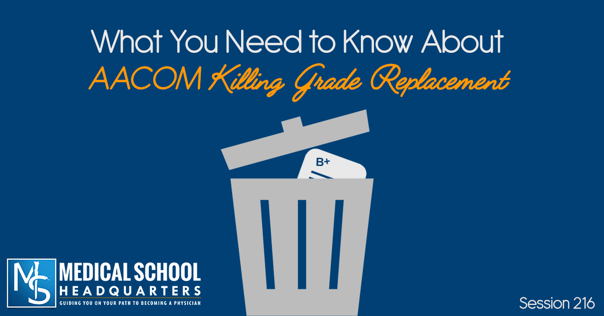 What You Need to Know About AACOM Killing Grade Replacement