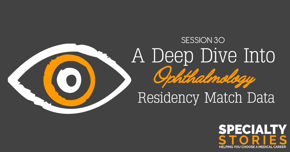 A Deep Dive Into Ophthalmology Residency Match Data