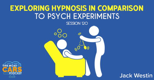 CARS 120: Exploring Hypnosis in Comparison to Psych Experiments